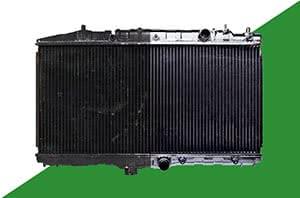 Промывка радиатора: до и после
